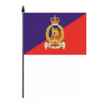 Adjutant General Corps Hand Flag - Medium